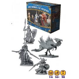 Noble Warriors vs The Cockatrix: Massive Darkness