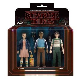 Stranger Things - Action Figure 3-pack - Pack 1