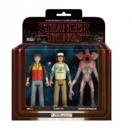 Stranger Things - Action Figure 3-pack - Pack 2