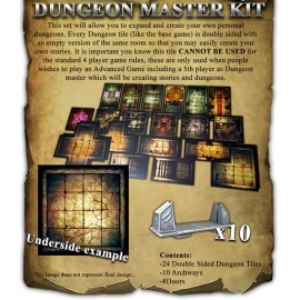 Darklight: Memento Mori Dungeon Master Kit