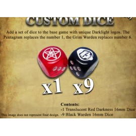 Darklight: Memento Mori Custom Dice