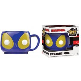 POP Home Ceramic Mug - Marvel - Blue Deadpool