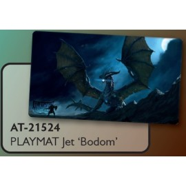 Dragon Shield Play Mat - Matt Jet (Limited Edition)