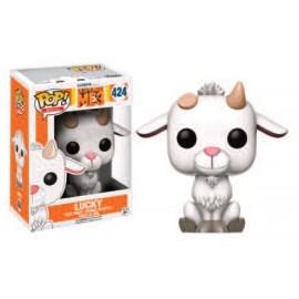 Movies 424 POP - Despicable Me 3 -Lucki Uni-Goat LIMITED