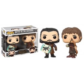 Game of Thrones POP - Ramsay Bolton & Jon Snow 2-pack