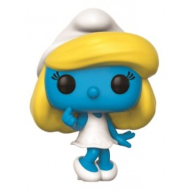 Animation 270 POP - The Smurfs - Smurfette