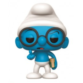 Animation 271 POP - The Smurfs - Brainy Smurf