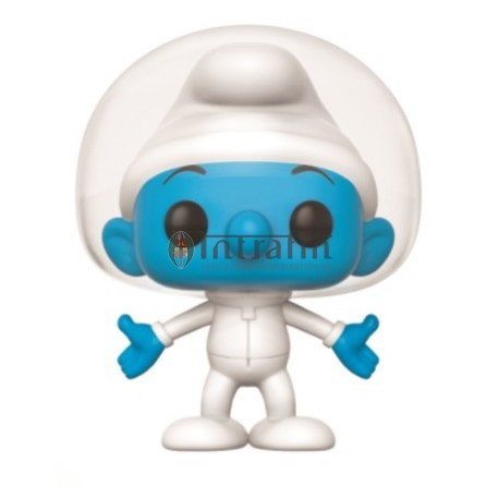 Movies 272 POP - The Smurfs - Astro Smurf