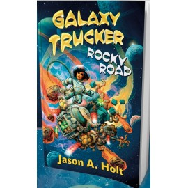 Galaxy Trucker Rocky Road