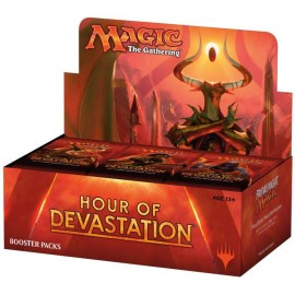 MTG Hour of Devastation booster display (36) English