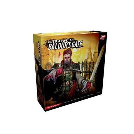 Betrayal at Baldur's Gate boardgame