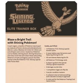Pokemon 3.5 Shining Legends Elite trainer box