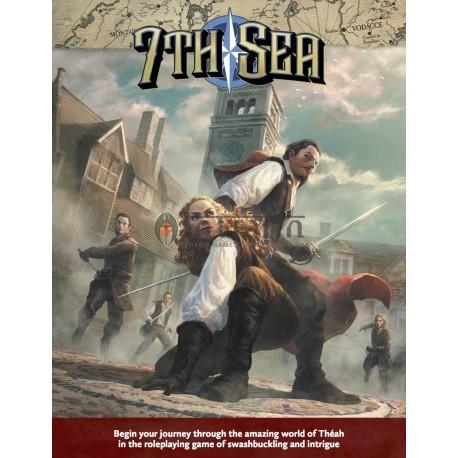 7th Sea Core Rulebook