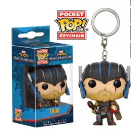 POP Keychain - Thor Ragnarok - Thor Gladiator Suit