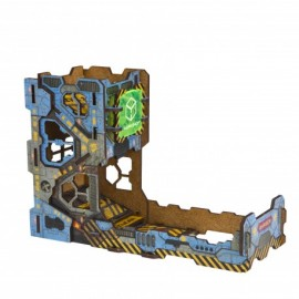 Tech Dice Tower Color