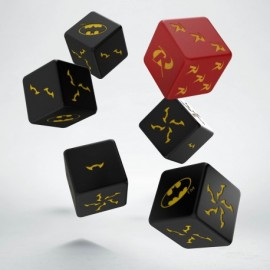 Batman minature game - D6 Batman Dice set (6)