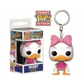 POP Keychain - Disney - Duck Tales - Webbigail