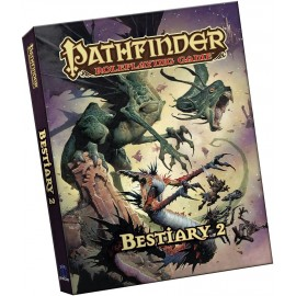 Pathfinder RPG Bestiary 2 Pocket Edition