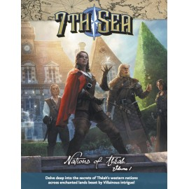 7th Sea Nations of Theah vol 1