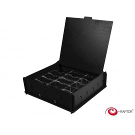 E-Raptor Universal Box Medium - Black