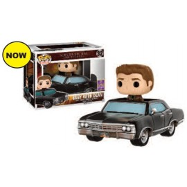 Rides 32 POP - Supernatural - Baby with Dean SDCC 2017 EXC