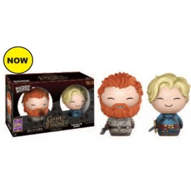 DORBZ - Game of Thrones - Tormund & Brienne - 2-pack SDCC 2017 EXC
