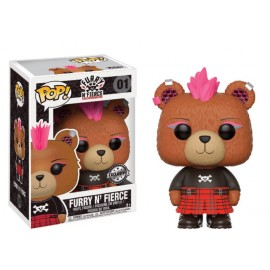 01 POP - Build-A-Bear - Furry N' Fierce LIMITED