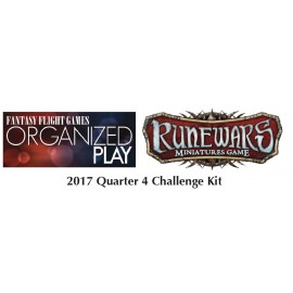 RuneWars: The Miniatures Game 2017 Quarter 4 Challenge Kit
