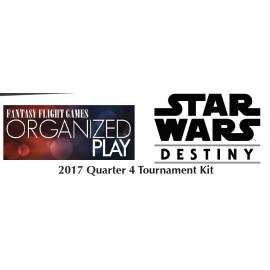 Star Wars Destiny 2017 Quarter 4 Tournament kit
