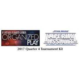 Star Wars Imperial Assault 2nd ed 2017 Q4 Tournament Kit