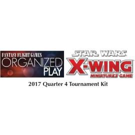 Star Wars X-wing 2nd ed 2017 Q4 Tournament Kit