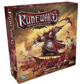 Runewars Miniatures Games: Uthuk Army Expansion Pack