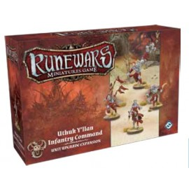 Runewars Miniatures Games: Uthuk Command Expansion Pack