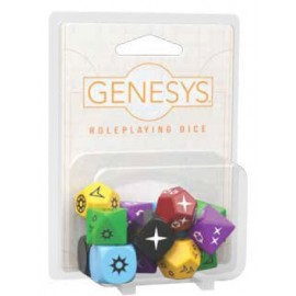 Genesys System Dice Pack