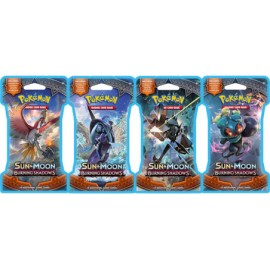 Pokémon Ex Sun & Moon 3 Blister (1p) Eng
