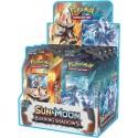 Pokémon Ex Sun & Moon 3 Deck Display (8)