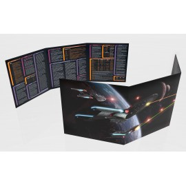 Star Trek Adventures: GM Screen (Star Trek RPG Acc.)
