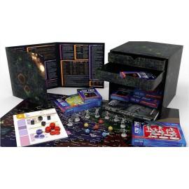 Star Trek Adventures: Borg Cube Collector's Ed. Box (Oversized Box Set)