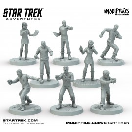 Star Trek Adventures: Original Series (32MM Minis Box Set)