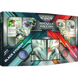 Pokémon Battle Deck Arena Black Kyurem vs White Kyurem