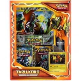 Pokémon Tapu Koko box