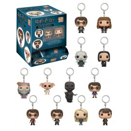 Keychains Blindbag Display - Harry Potter (24)