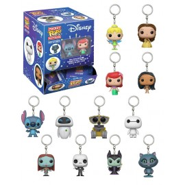 Keychains Blindbag Display - Disney (24)