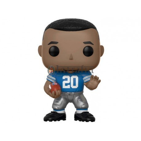Legends 81 - NFL - Barry Sanders (Lions Home)