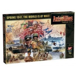 Axis & Allies Anniversary Edition boardgame