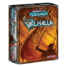 Champions of Midgard: The Expansions - Valhalla