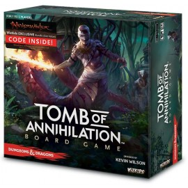 D&D Tomb of Annihilation Adventure System Board Game (Standard Edition)
