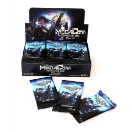 MegaCorp - Business is War - Booster Display (27) ENG