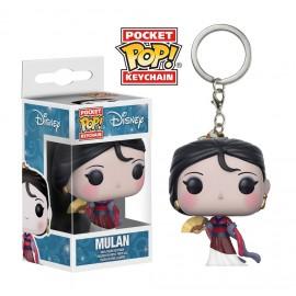 POP Keychain - Disney - Dream Big Princess - Mulan