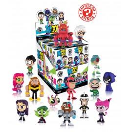 Mystery Mini Figures Display Teen Titans Go (12)